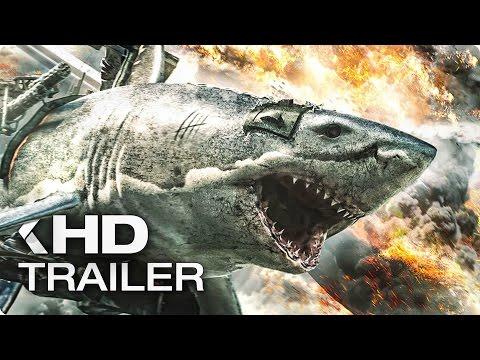 SKY SHARKS Trailer (2017)