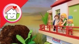 Playmobil Film Deutsch Familie Hauser In Den Ferien - Folge 2 - Das Hotel Family Stories