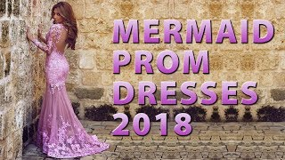 Affordable Mermaid Prom Dresses 2018 From MillyBridal - Fashion Party Dress, Formal Evening Gowns