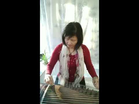 Girl with Pearl Earring Guzheng