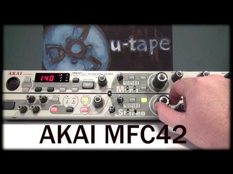 AKAI MFC42