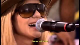 Nando Reis e Andrea M- Luz dos Olhos