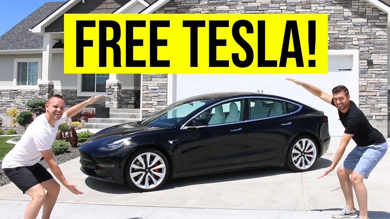 Tesla Model 3 Tax Credit Explained (Real Example) - YouTube