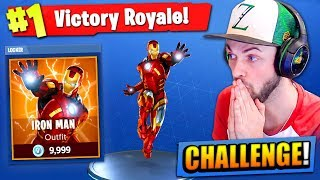 Video The IRON MAN CHALLENGE in Fortnite: Battle Royale! download MP3, 3GP, MP4, WEBM, AVI, FLV Juli 2018
