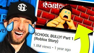 MY FIRST ROBLOX VIDEO EVER...