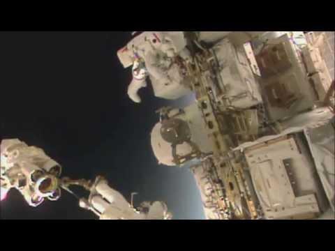 U.S. spacewalk on ISS on This Week @NASA