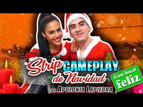 Apolonia (Strip) Gameplay FIFA 19   ESPECIAL NAVIDAD. Final f***z 😎
