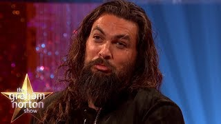 Jason Momoa Hasn't Seen Aquaman Yet! | The Graham Norton Show