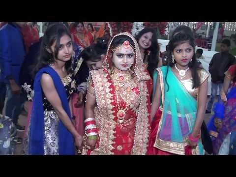 Din Sagna Da Bridal Entry