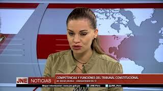 COMPETENCIAS Y FUNCIONES DEL TRIBUNAL CONSTITUCIONAL 2017 Video