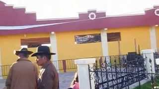 PARQUE CENTRAL DE SAN MATEO IXTATÁN-2014