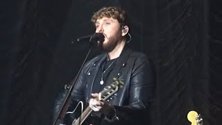 James Arthur - Falling Like The Stars - Free Radio Hits Live - Birmingham (04.05.19) Video