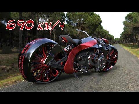 Топ 12 Самых Быстрых Мотоциклов в Мире