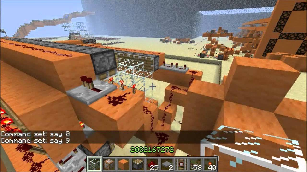 how to add a death counter in minecraft