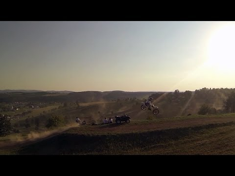 Sunset at Dirtpark - Hungary