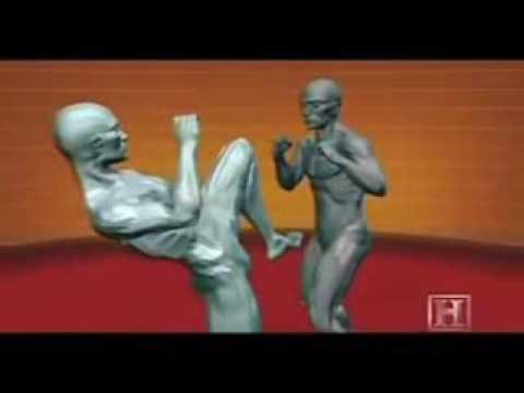 تعليم الفنون القتالية والدفاع عن النفس .كيك بوكسينج .قتال شوارع تكسير عظام