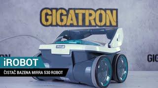 iROBOT Čistač bazena Mirra 530 Robot(, 2019-03-25T10:56:25.000Z)