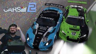 Первый этап Sonchyk ASUS ROG Championship! Monza GP   Project CARS 2