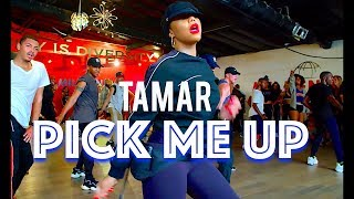 "Tamar Braxton - ""Pick Me Up"" - JR Taylor Choreography"