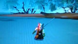 World of Warcraft:Summon Rickety Magic Broom