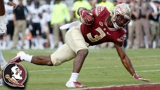ACC Football Rewind:  Cam Akers Carries FSU Over Wake Forest
