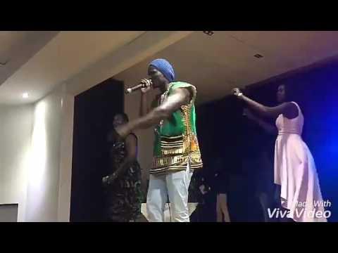 Mama Yin Nhiar Live - Daddy Dizzy Ft Naomi Dau ( South Sudan Dinka Music)