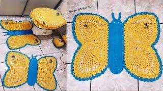 Jogo De Banheiro Dual Color Tampa Vasodiane Gonçalves