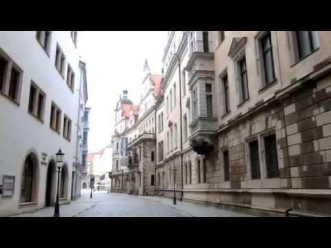 Dresden HE Schlosshof Zwinger Casio