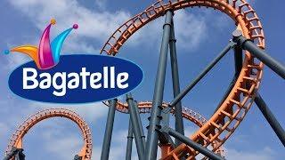Parc Bagatelle Vlog June 2018