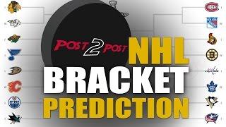 NHL Playoff Bracket Prediction