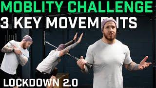 Mobility Challenge! Lockdown 2.0