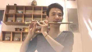 Hướng dẫn kĩ thuật: Rung hơi trong sáo trúc Việt Nam