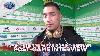 ASSE vs PARIS SAINT-GERMAIN:  POST-GAME INTERVIEW
