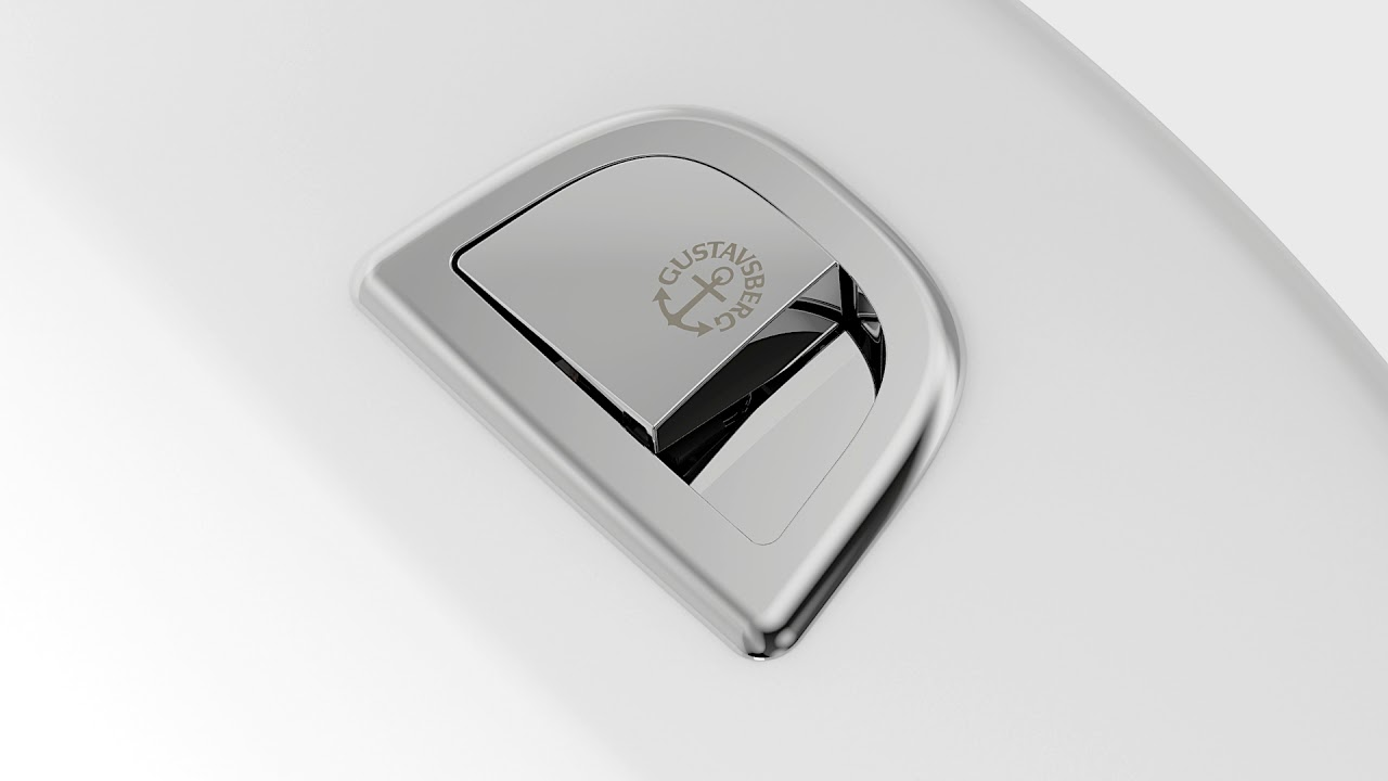 Løber gustavsberg toilet Reparation af