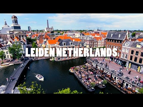 Leiden City Netherlands. Travel to Holland.