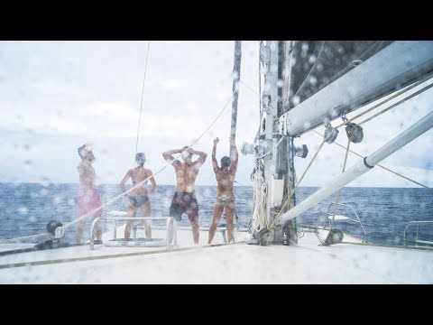 Mission Panamania 05: Sailor Showers & Land Ho! (Sailing Curiosity)