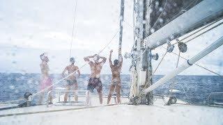 Mission Panamania 05: Sailor Showers & Land Ho! (Sailing Curiosity)