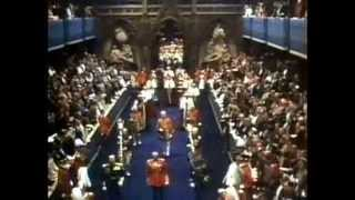 God Save The Queen Coronation Of Her Majesty The Queen 2 June 1953 Colour