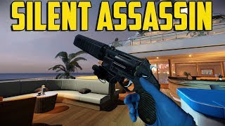 Payday 2 VR- Silent Assassin