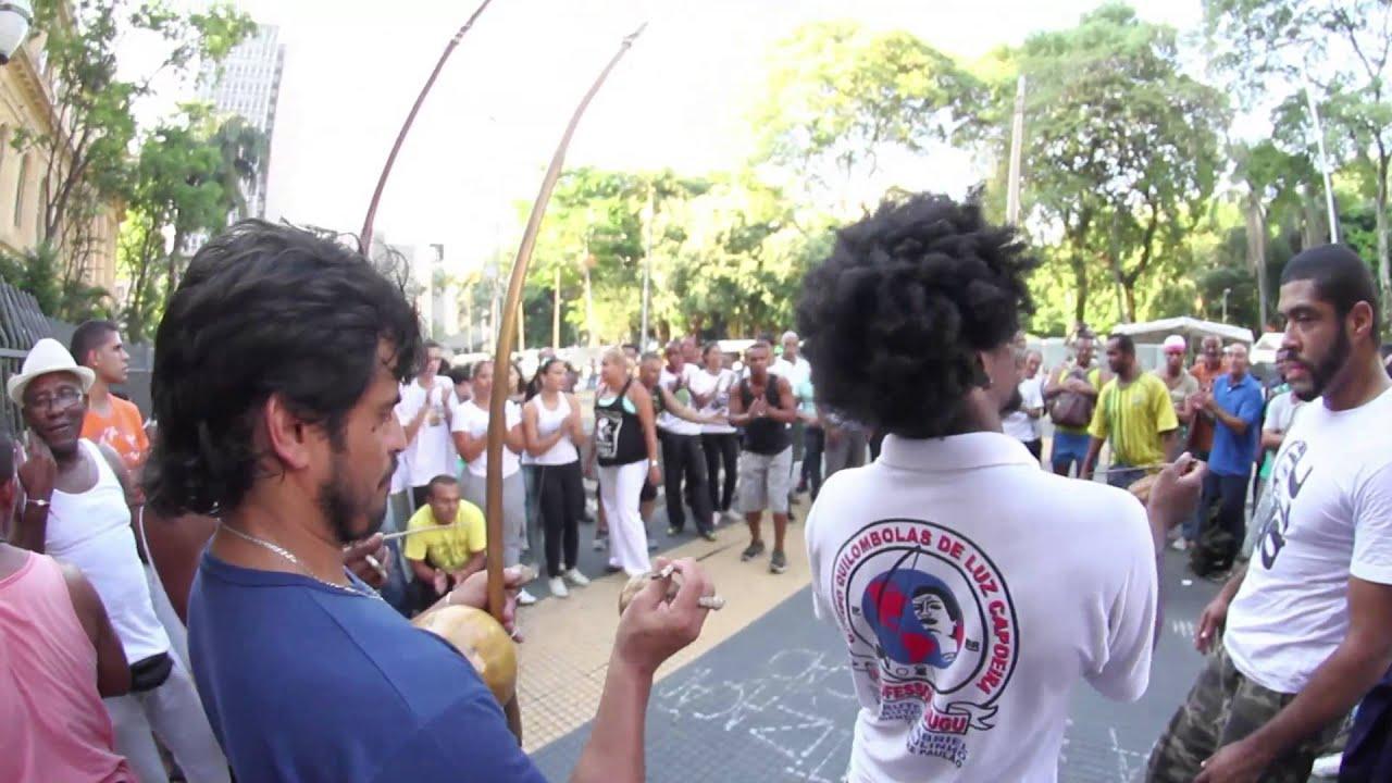 documentario capoeira - o fio da navalha