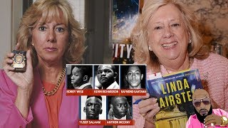 Linda Fairstein From Central Park 5 LOSES Her Book DEALS Here Is Why...