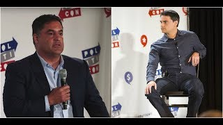 Cenk Uygur Gets COMPLETELY DESTROYED by Ben Shapiro at Debate Politicon 2017 HD