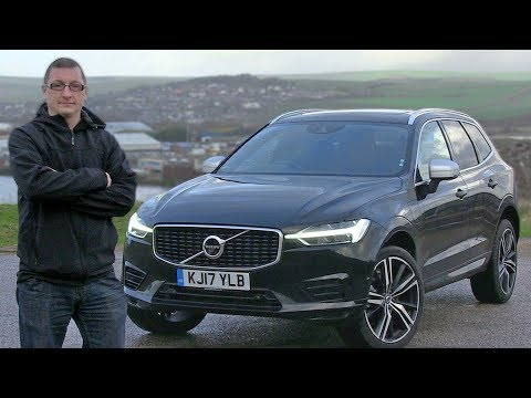 2018 Volvo XC60 Plug-in Hybrid T8 R-Design Review