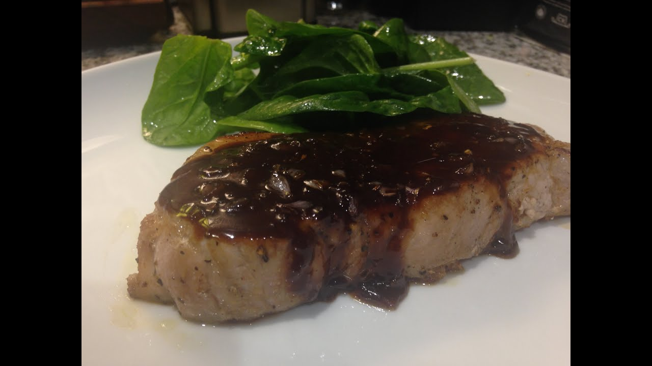 How To Cook A Pork Chop On The Stovetop