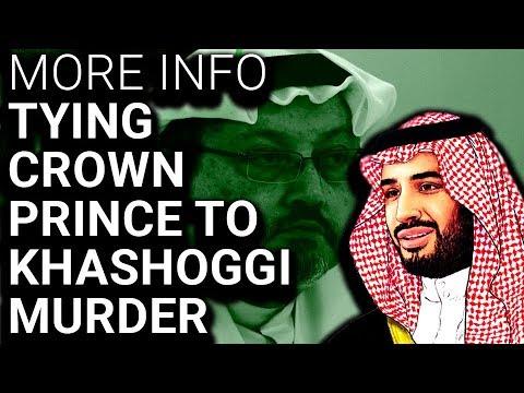 Saudi Crown Prince Sent 11 Messages to Jamal Khashoggi's Murderers