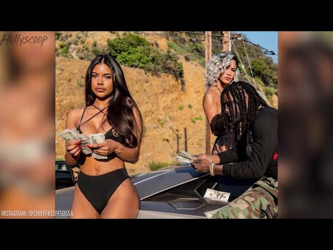 Tyga Celebrates Kylie Jenner Breakup with Bikini Models!