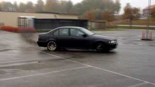 BMW 530D E39 Drift