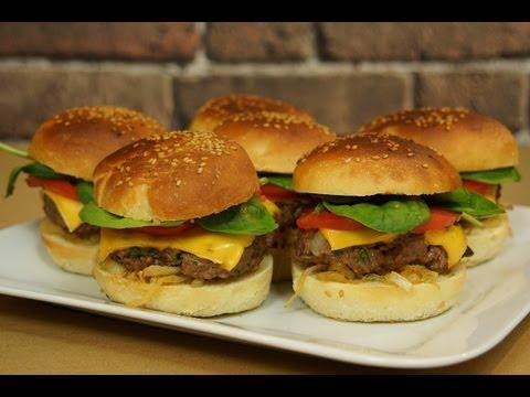 Recette des burgers maison partie 1 : les pains à burger ou buns