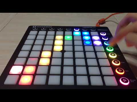 Alan Walker  Faded Instrumental  Launchpad MKll