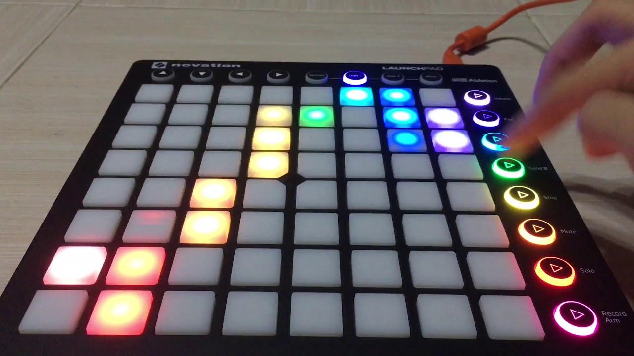 Alan Walker Faded Instrumental Launchpad Mkll Youtube